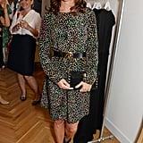 Color-Speckled Tabitha Webb Dress