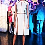 Jourdan Dunn wore Alexander Wang at the 2013 Whitney Art Party in New York. Source: David X Prutting/BFAnyc.com