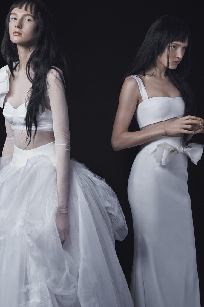 Vera Wang Bridal Fall 2016 Popsugar Fashion