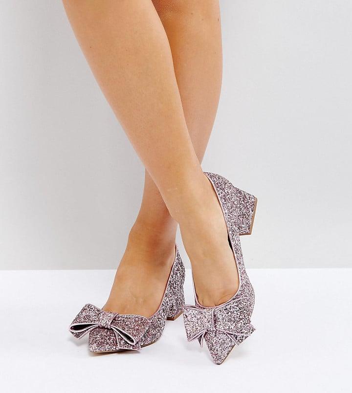 Glitter Shoes | POPSUGAR Fashion