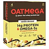 Oatmega Grass-Fed Whey Protein Bar