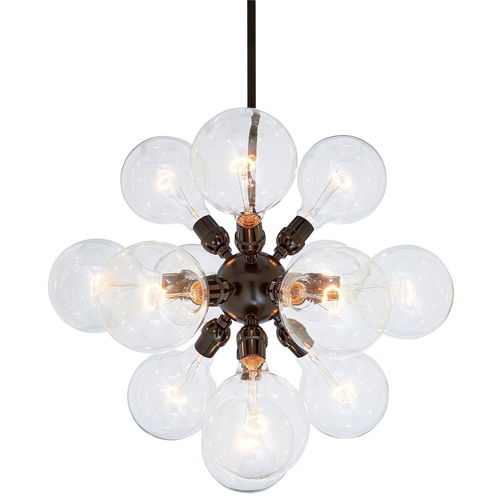 15-Bulb Chandelier With Bulbs ($189)