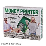 FOLE Prank Money Printer Gift Box