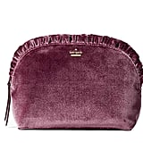 Kate Spade Mini Marcy Dawn Place Velvet Clutch Bag