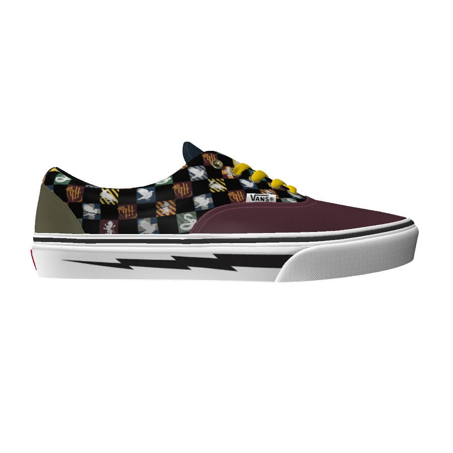 Vans x Harry Potter Custom Era Sneakers