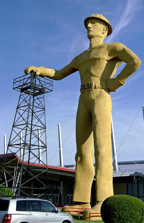 Golden Driller (Tulsa, OK)