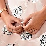 Millie Bobby Brown's Iridescent Nail Polish In September 2018