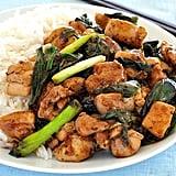 Thai Chili Basil Chicken Stir-Fry