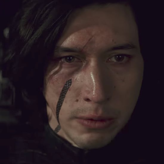 Kylo Ren's Scar in Star Wars: The Last Jedi