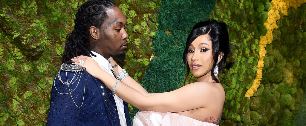 Cardi B and Offset's Style Rule For Coordinating Outfits