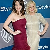 Tina Fey and Amy Poehler