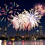 Watch Fourth of July Fireworks Over the Charles River in Boston