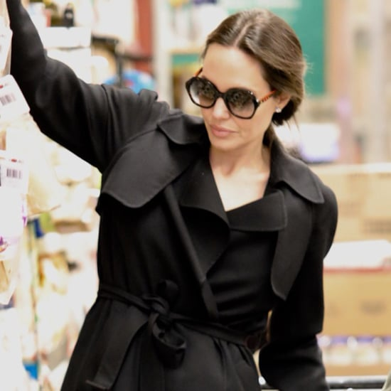 Angelina Jolie Wearing Fendi Sunglasses