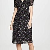 J.O.A. Wrap Midi Dress