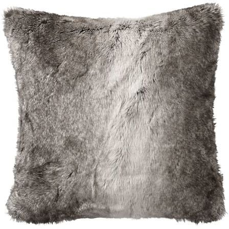 Pottery Barn Faux Fur Pillow Cover ($46)