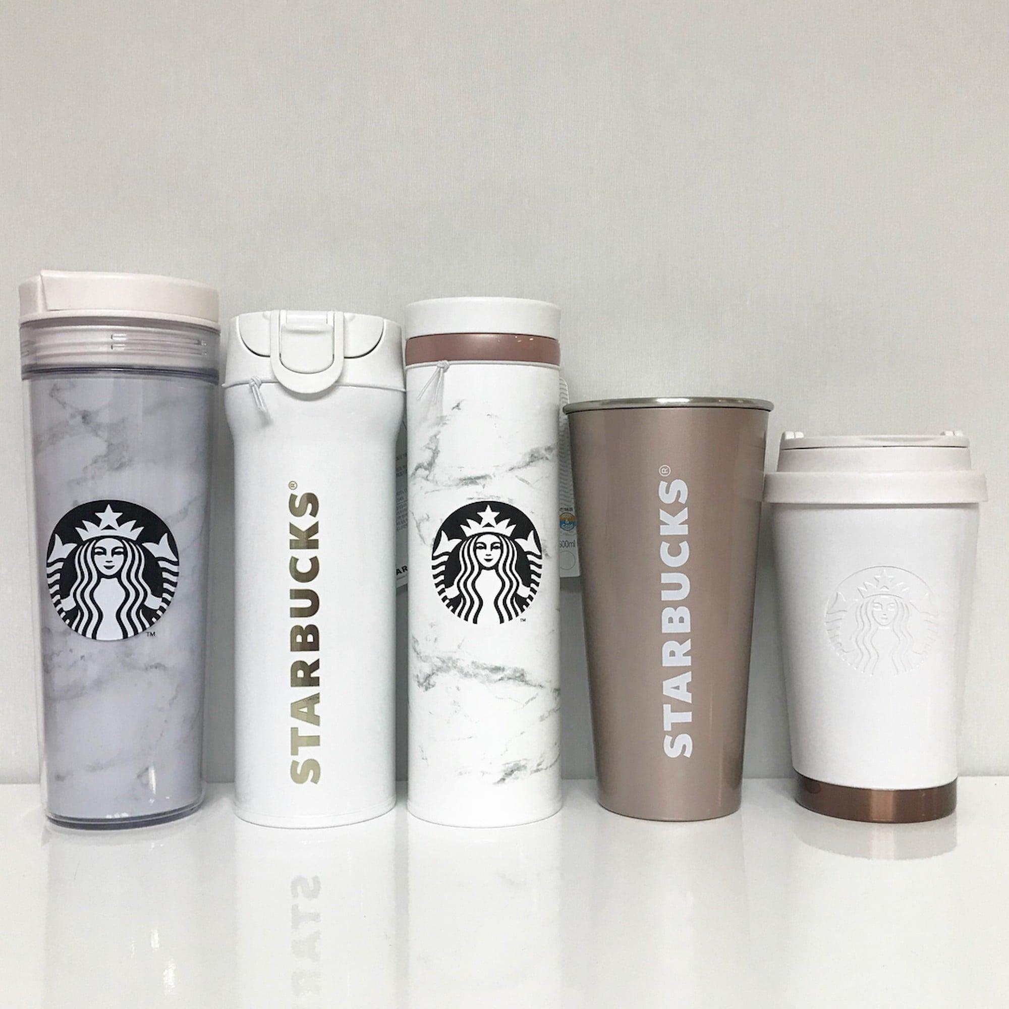 Starbucks Marble Tumblers | POPSUGAR Family
