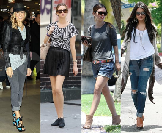 CelebStyle's Four Favorite Looks of the Week 2010-06-05 07:00:00