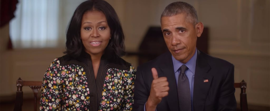 The Obamas Just Shared a Video About What's Next For Them — Besides Sleep