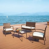 PAMAPIC Outdoor Patio Furniture Set