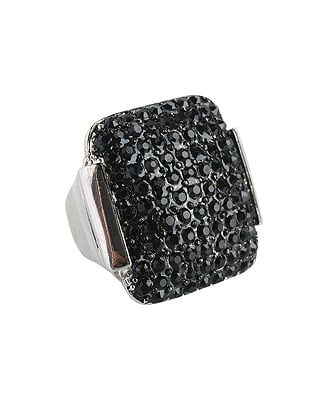 Forever 21 Downtown Cocktail Ring ($6)