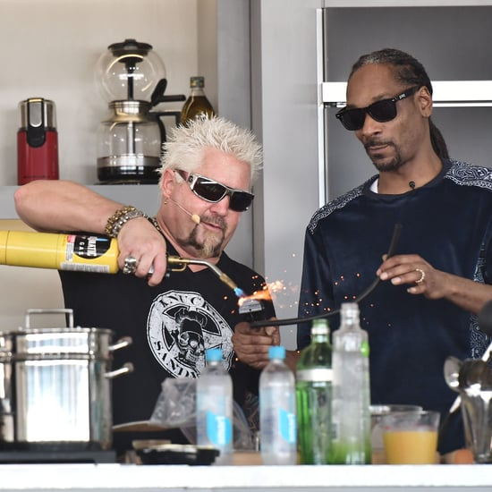 Guy Fieri and Snoop Dogg Make Gin & Juice