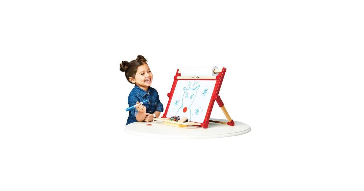 Melissa Doug Wooden Tabletop Easel As If Target Wasn T