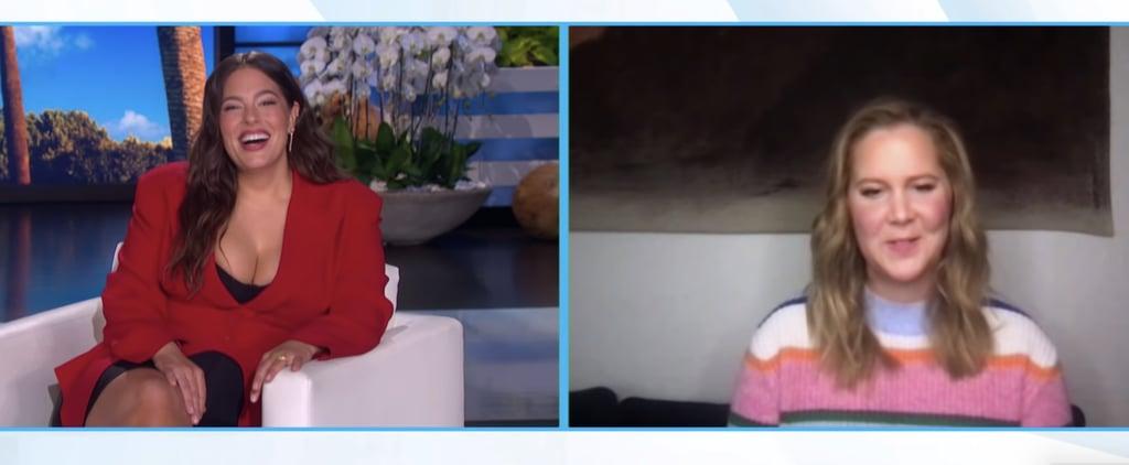 Amy Schumer's Pregnancy Advice to Ashley Graham   Video