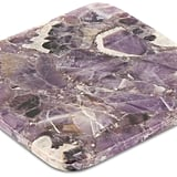 Amethyst Square Coaster
