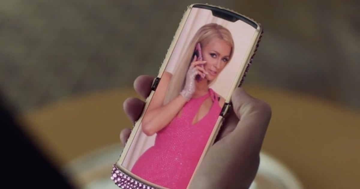 Christian Cowan's Virtual Fashion Week Show Was So 2000s With Paris Hilton and Bedazzled Razrs.jpg