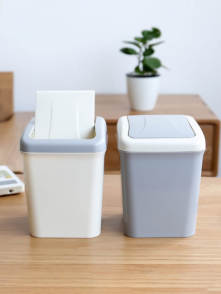 Mini Desktop Storage Bucket