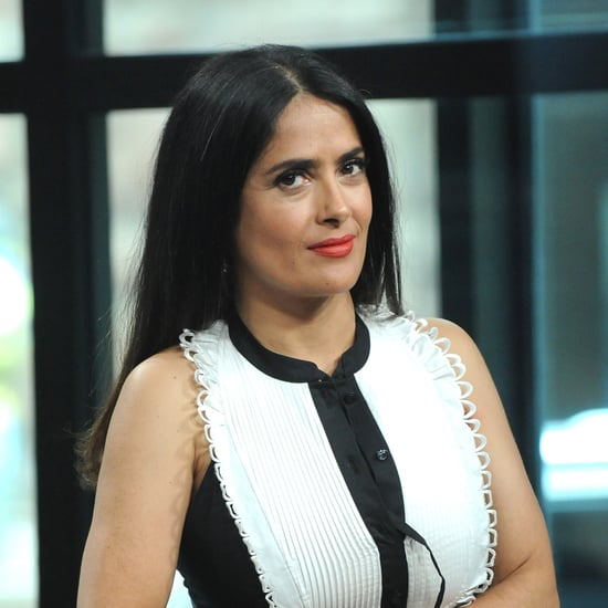 Donald Trump Asked Salma Hayek Out on a Date Video