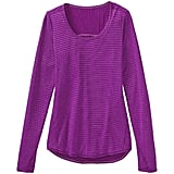Athleta Stripe Chi Top