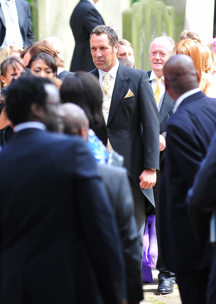 Pictures of Sol Campbell's Wedding