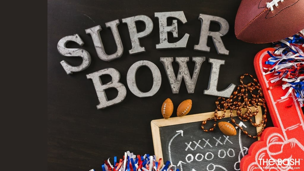 Super Bowl Zoom Background