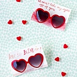 Heart Sunglasses Valentine