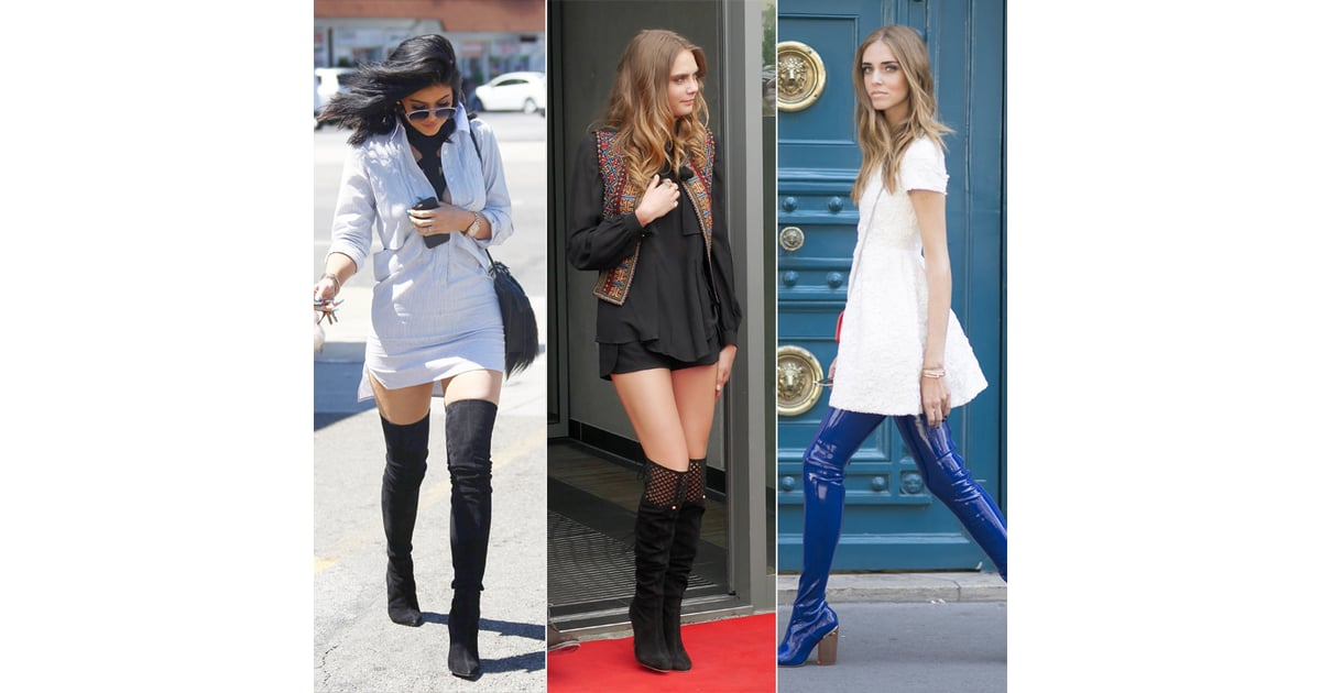116fcfcf40a8 Would You Wear Over-the-Knee Boots in the Summer