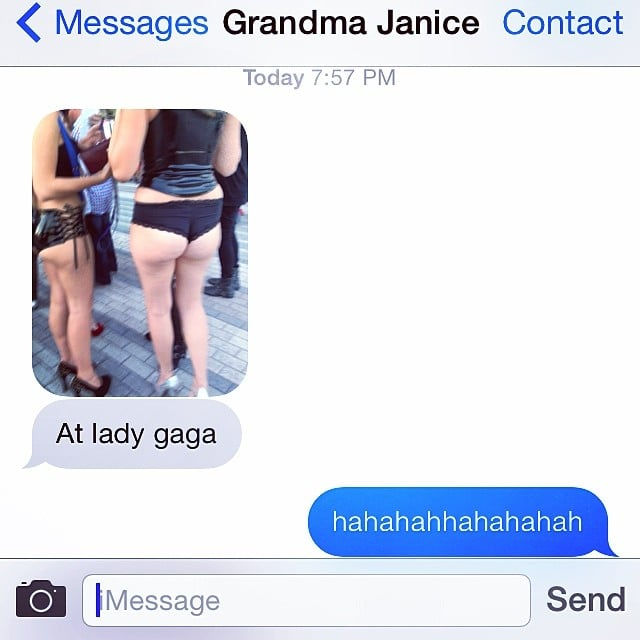 This Is Why Grandmas Should Go to Lady Gaga Concerts