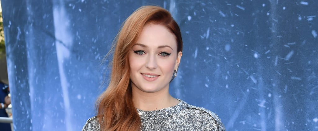 Sophie Turner Didn't Wash Hair on Game of Thrones