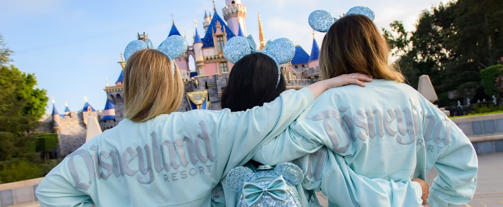 Disney Parks Frozen-Inspired Arendelle Aqua Merch Is Here