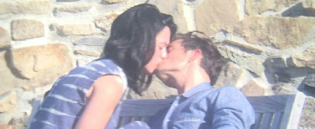 Katy Perry and Orlando Bloom Get Hot and Heavy During a Casual Beach Outing