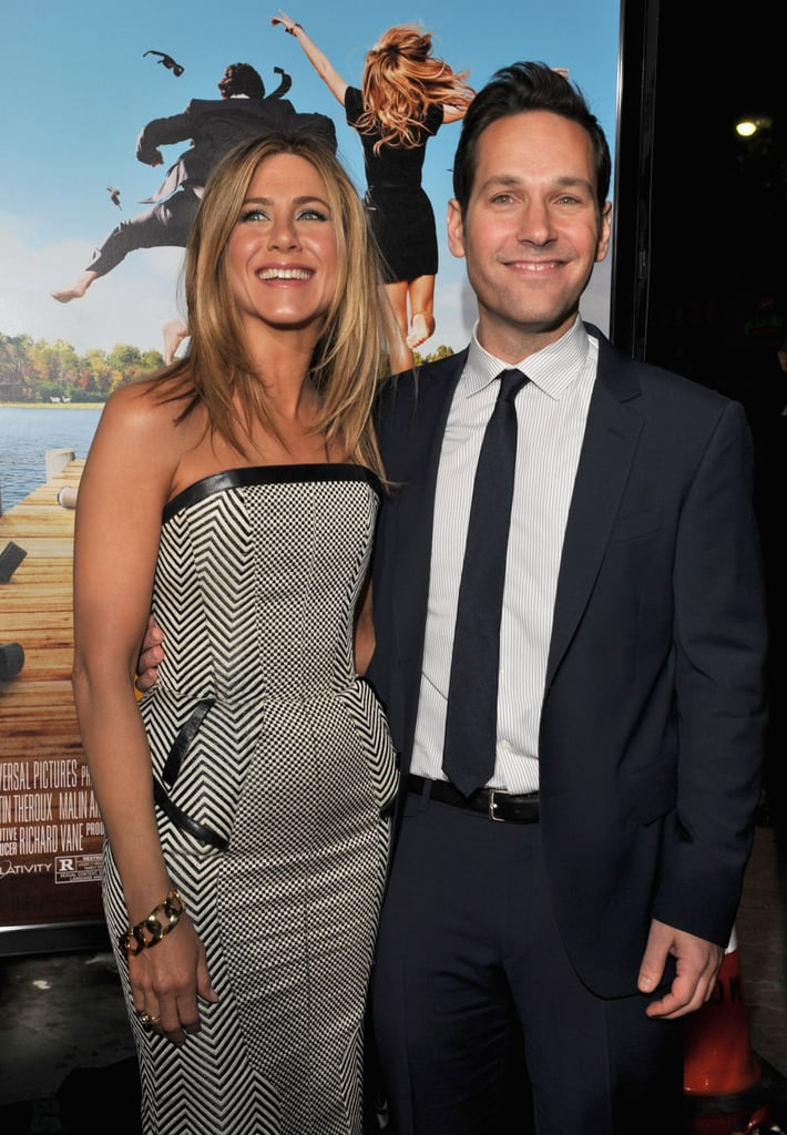 Is jennifer aniston dating paul rudd