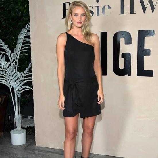 Rosie Huntington-Whiteley Pregnancy Style