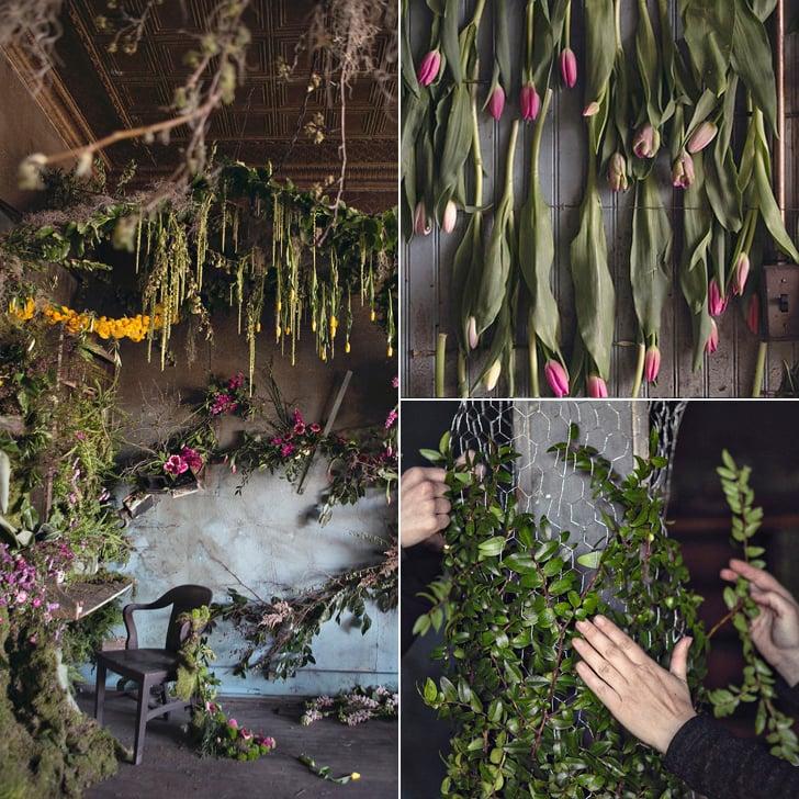 Thousands of Flowers Transform an Abandoned Detroit House