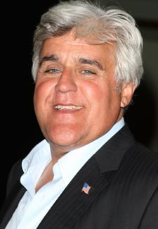Jay Leno Returns as Host of The Tonight Show on NBC on March 1