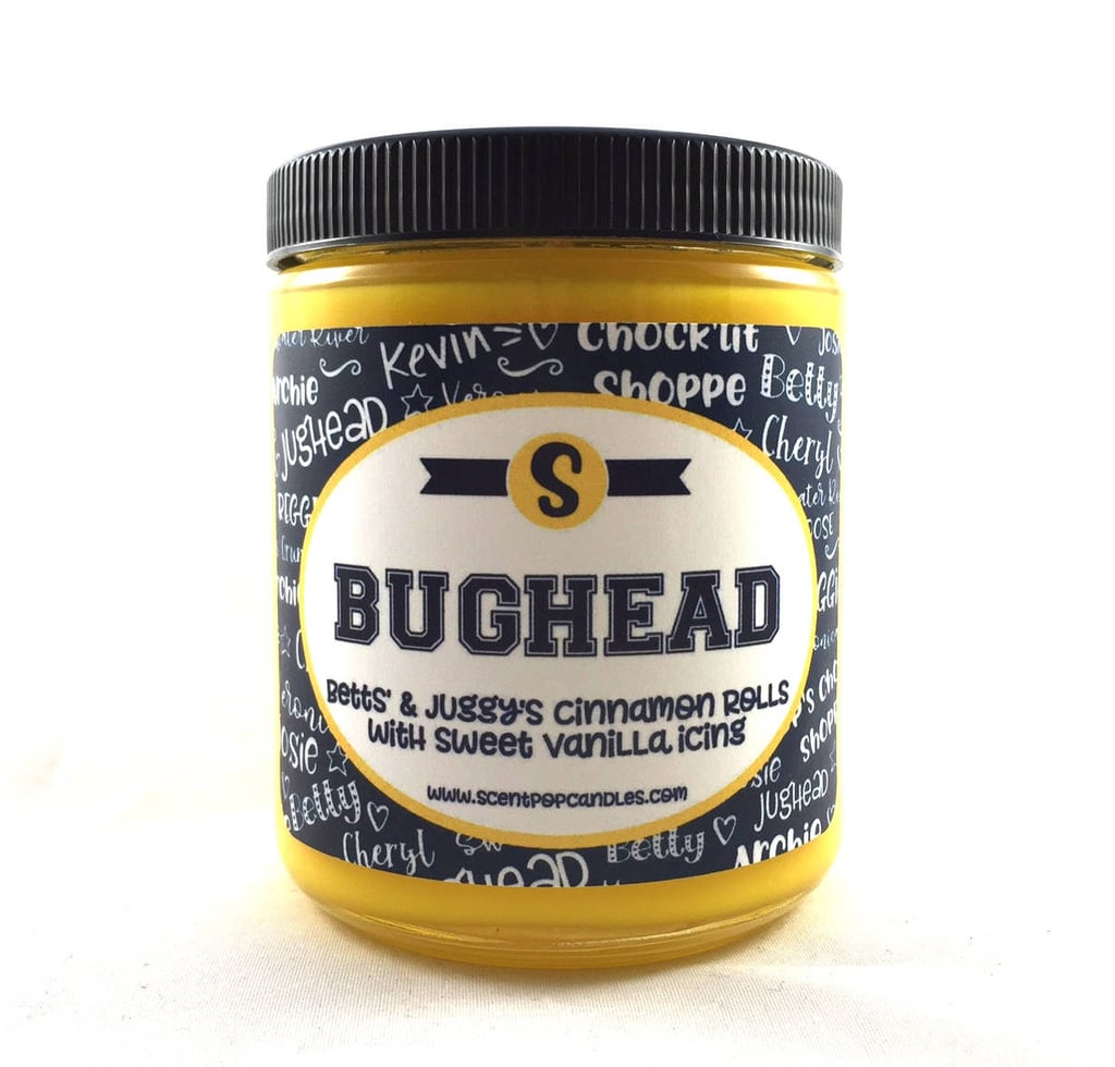 Riverdale Bughead Candle