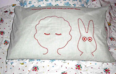 Lil Links: A Pillowcase to Put Your Tot to Sleep