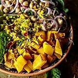 Entrée: Vegan Autumn Quinoa Bowl