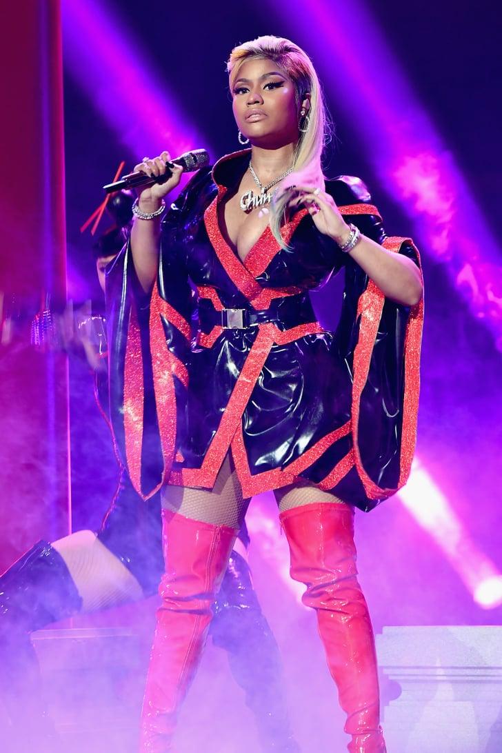 Sexy Nicki Minaj Pictures 2018  Popsugar Celebrity Photo 22-2929