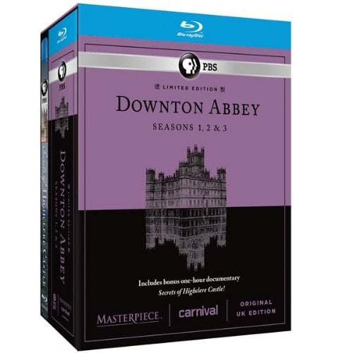 We've all got that one friend who's a little late to the game, like the fan frenzy surrounding British series Downton Abbey. Thankfully, you can gift seasons one-three on DVD ($130) before the series picks up again in January. It's the perfect accompaniment to cozying up by the fire over holiday downtime.