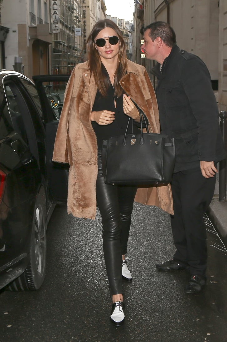 Miranda Kerr Classic Style Icons For Fall Popsugar Fashion Photo 23